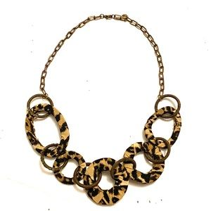 Leopard Animal Print Necklace